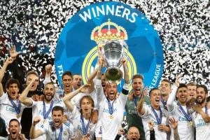Real Madrid outclass Liverpool in final to clinch record 13th Champions League title