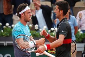 Marco Cecchinato stuns Novak Djokovic on Day 10 of French Open; Sloane Stephens, Madison Keys set up semi-final clash