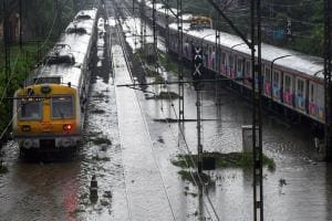 Mumbai sees waterlogging, train delays after downpour, IMD predicts heavy rainfall in next two days