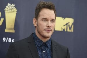 Chadwick Boseman, Kim Kardashian, Chris Pratt attend MTV Movie Awards 2018