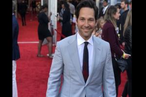Paul Rudd, Evangeline Lilly, Michael Douglas at World Premiere of Ant-Man and the Wasp in Los Angeles