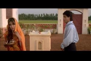 Pardes completes 21 years; A look at iconic moments from Shah Rukh Khan, Mahima Chaudhry's film