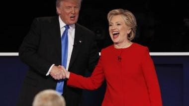 US election 2016: Hillary Clinton and Donald Trump's long vitriolic road to the finale - Firstpost