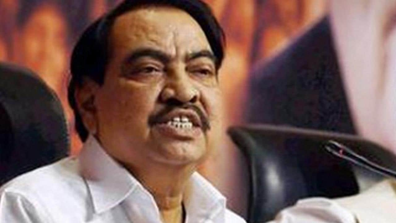 BJP leader Eknath Khadse says will look at other options if 'humiliation continues', claims anti-party activities led to daughter's defeat - Firstpost