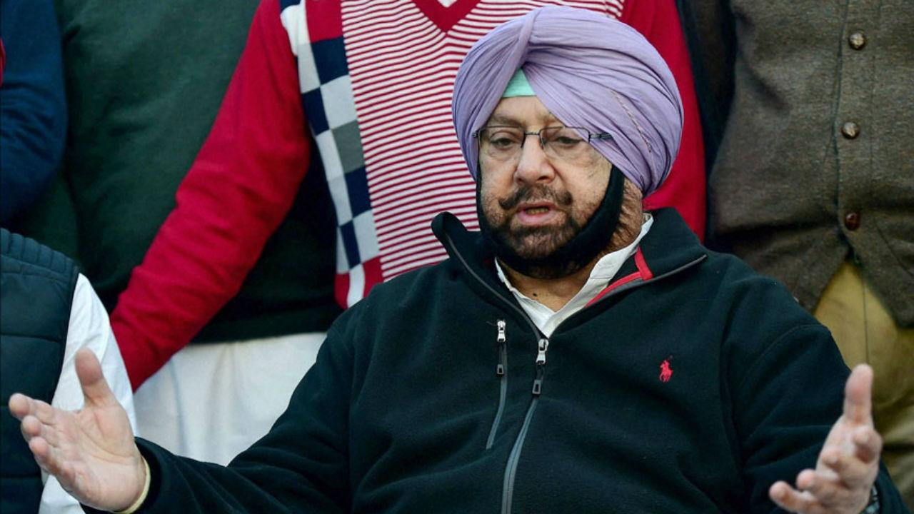 Amarinder Singh says he received excellent response from Centre on enhancement of Cash Credit Limit - Firstpost