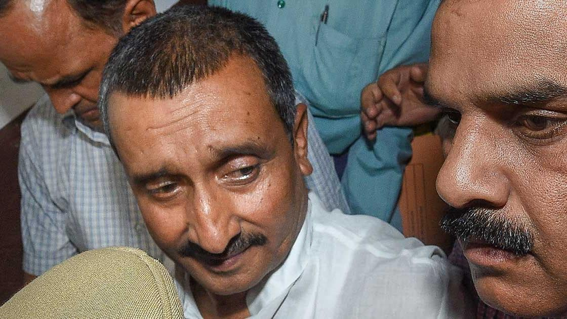 Unnao rape case: Delhi HC issues notice to CBI on expelled BJP MLA Kuldeep Sengar's plea challenging life imprisonment - Firstpost