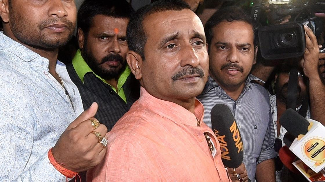 Unnao rape case: Ex-BJP MLA Kuldeep Singh Sengar moves Delhi High Court challenging his conviction, life sentence - Firstpost