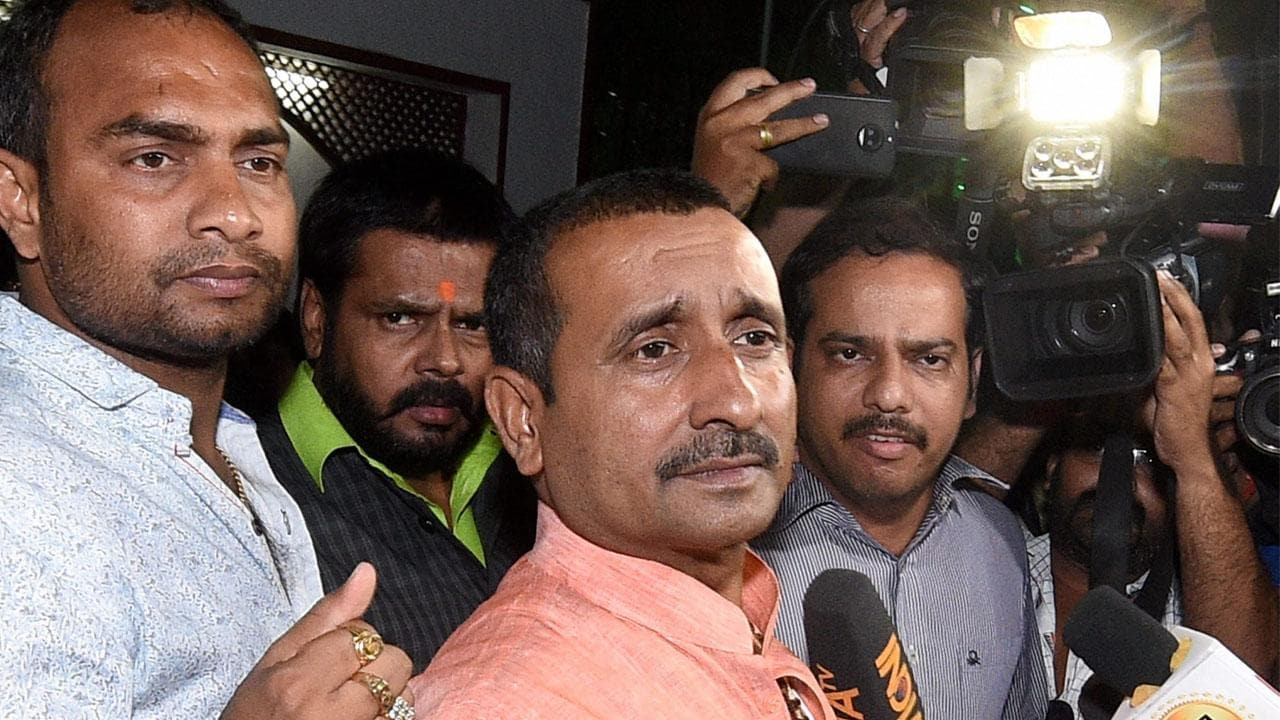 Unnao rape survivor's accident case: Delhi court to consider chargesheet filed by CBI on 19 October - Firstpost