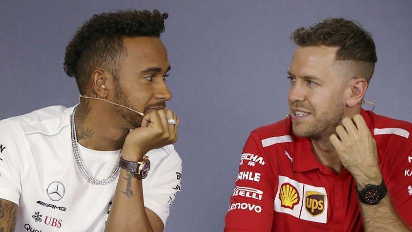 Formula 1 2019: Sebastian Vettel hails Lewis Hamilton as 'one of best' ahead of world title coronation - Firstpost