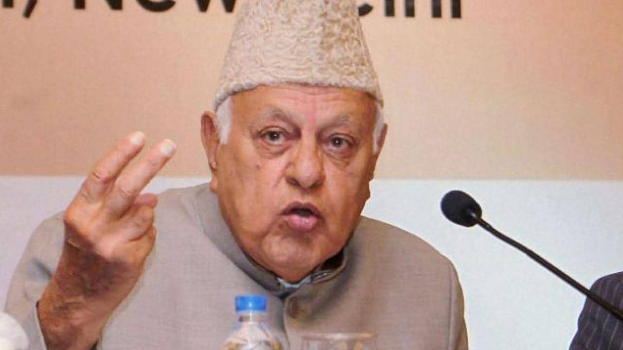 Farooq Abdullah's detention extended by three months; ex-Jammu and Kashmir CM to remain at residence, say officials - Firstpost