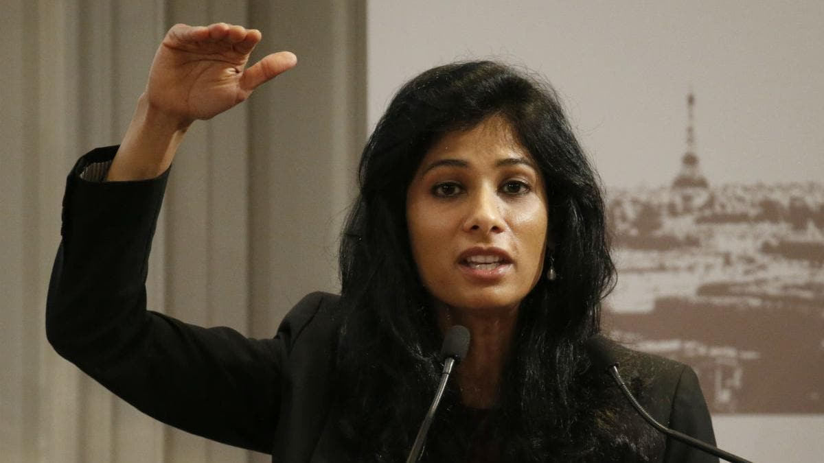 India should focus on structural reforms, clean-up of banks and labour reforms: IMF Chief Economist Gita Gopinath - Firstpost