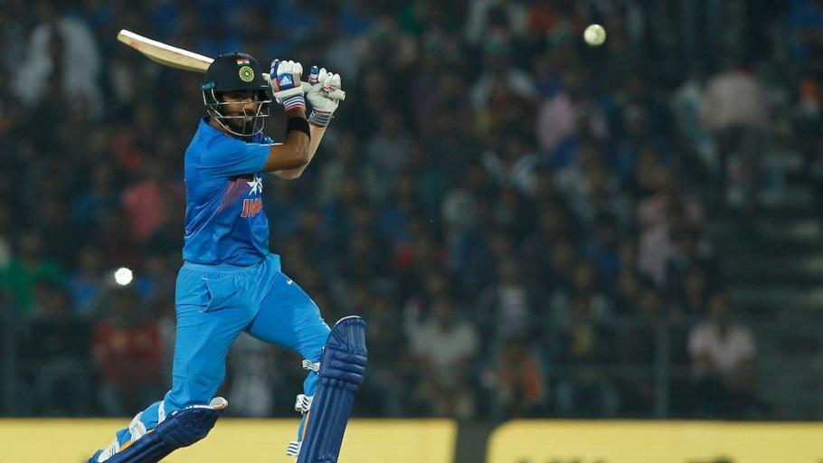 Vijay Hazare Trophy: Abhimanyu Mithun's hat-trick, KL Rahul and Mayan Agarwal's fifties help Karnataka beat Tamil Nadu in rain-hit final - Firstpost