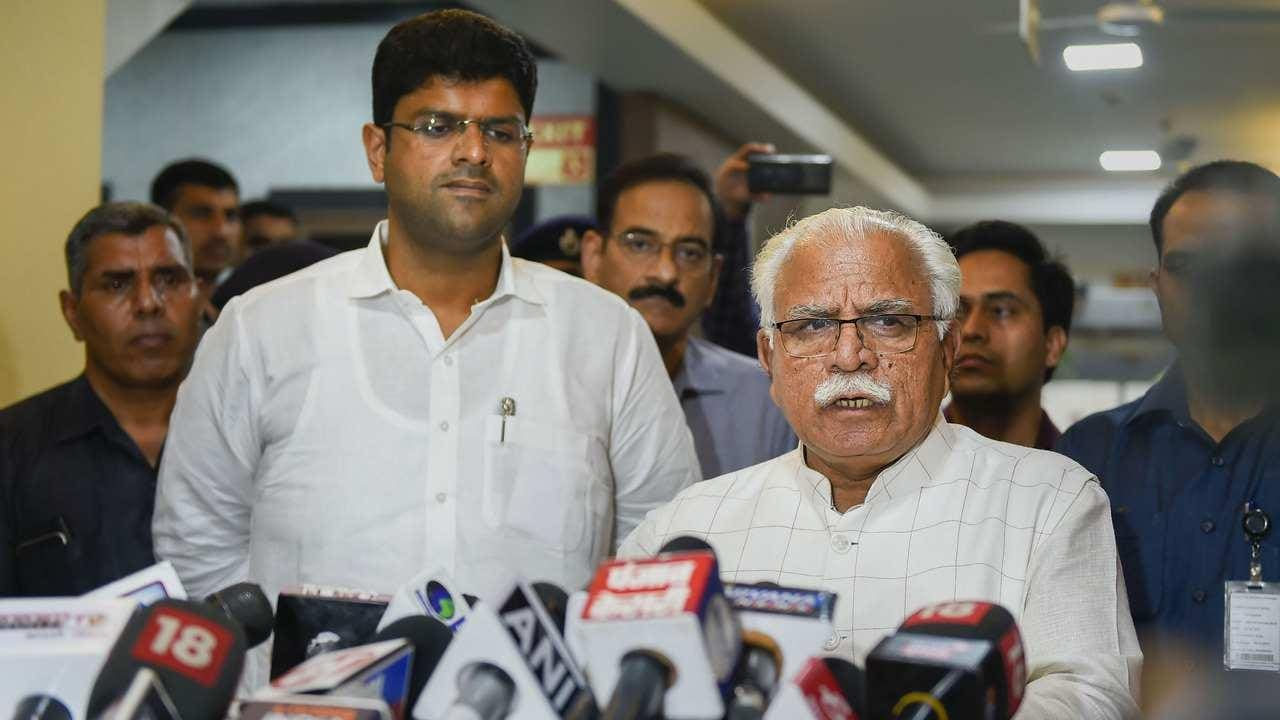 JJP claims bill to reserve 75% private jobs for Haryana's local youth in next session; ally BJP hints at enforcing existing laws - Firstpost