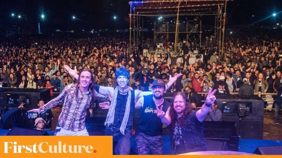 ShiRock festival turns the spotlight on Manipur's lively culture, with performances by Nazareth, Extreme - Firstpost