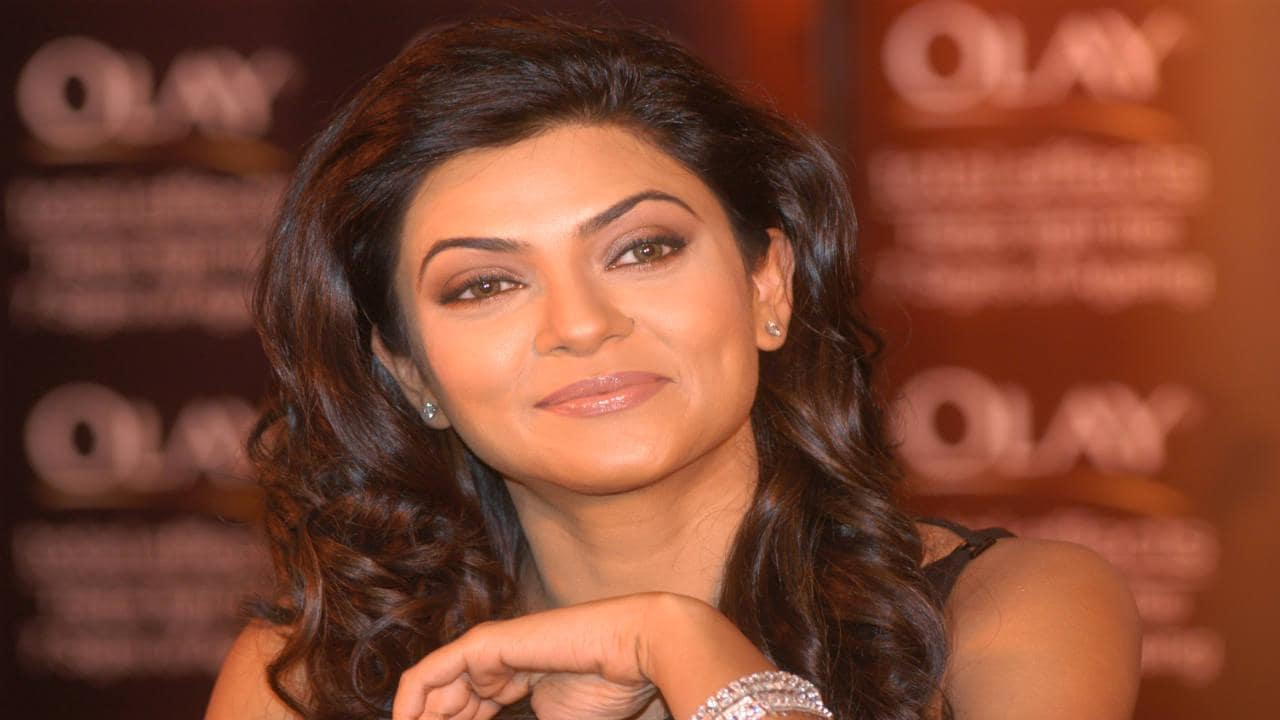 On Sushmita Sen's 44th birthday let's revisit the rare and life-threatening condition she overcame - Firstpost