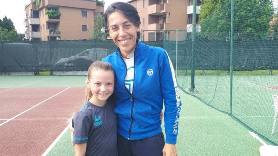 Former French Open champion Francesca Schiavone opens up on her 'tough battle' with cancer - Firstpost