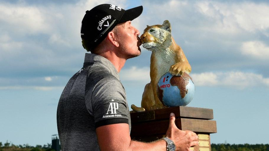 Hero World Challenge: Sweden's Henrik Stenson ends title drought in Bahamas, Tiger Woods fades to fourth - Firstpost