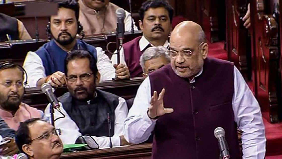 ILP areas of Arunachal, Nagaland, Mizoram to be exempted from Citizenship Amendment Bill; draft legislation to come up in Lok Sabha on 9 Dec - Firstpost