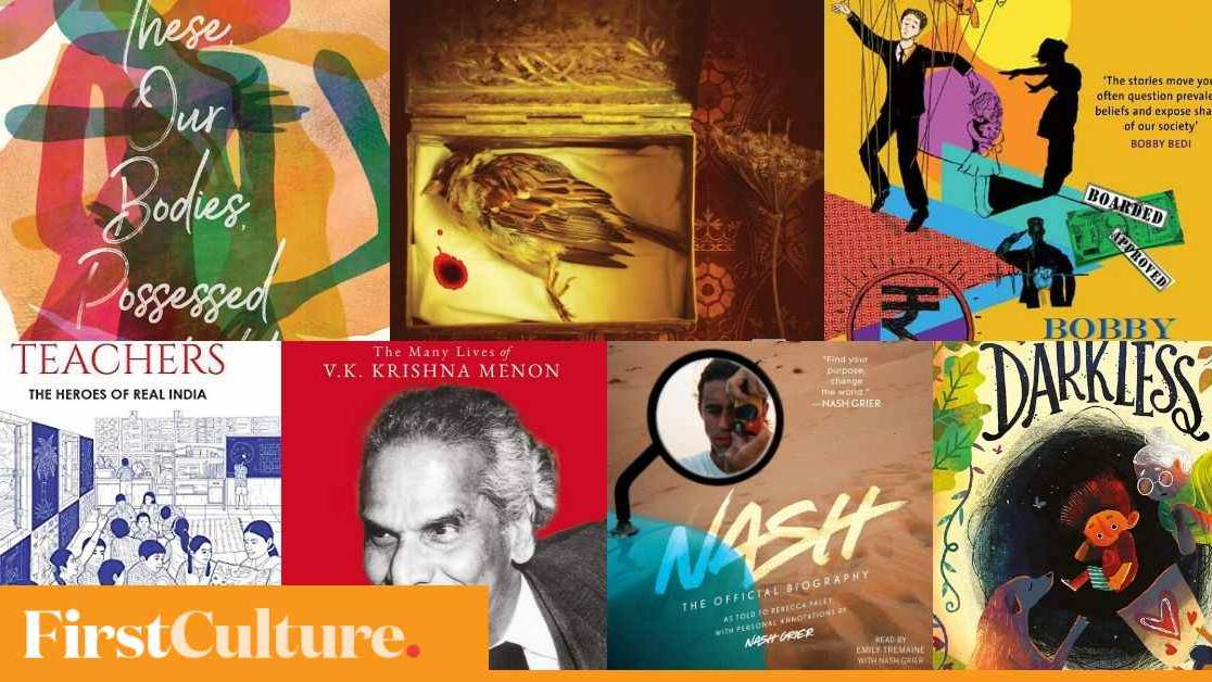 Books of the week: From These, Our Bodies, Possessed by Light to VK Krishna Menon's biography, our picks - Firstpost