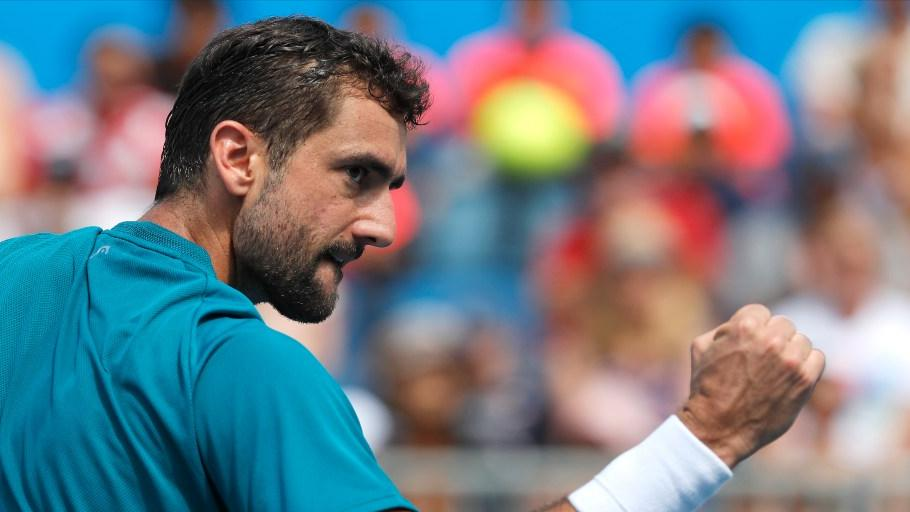 Australian Open 2020: World No 39 Marin Cilic says 'intent in practice' and 'right mindset' key after winning first-round match - Firstpost