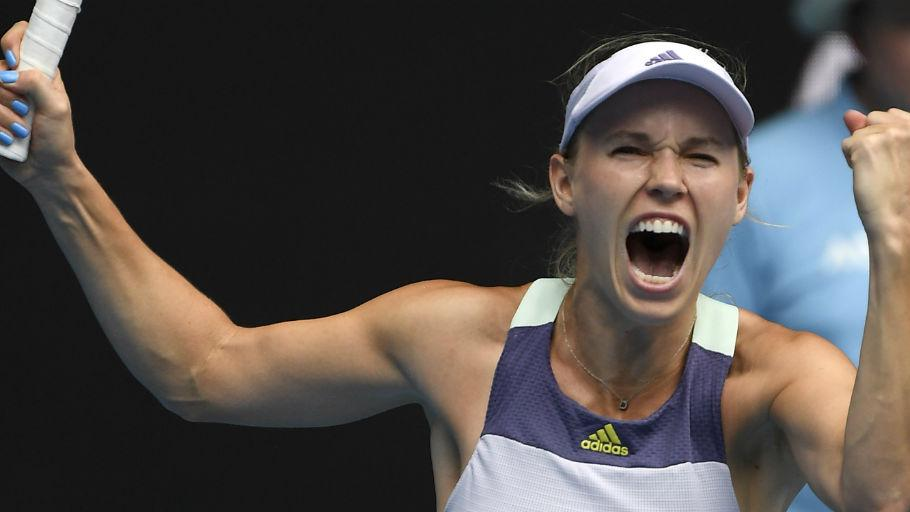 Australian Open 2020: Vintage Caroline Wozniacki comes back from the brink in second round win over Dayana Yastremska - Firstpost