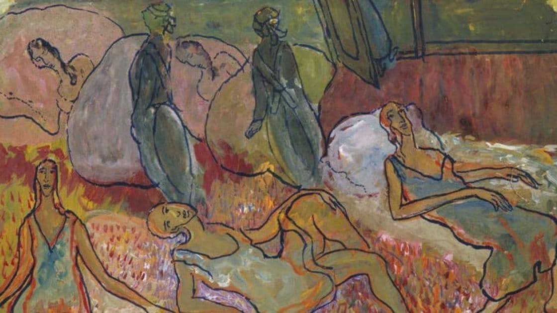 Life? or Theatre?: Exhibit showcases Charlotte Salomon's collection of 784 paintings completed while hiding from Nazi authorities - Firstpost