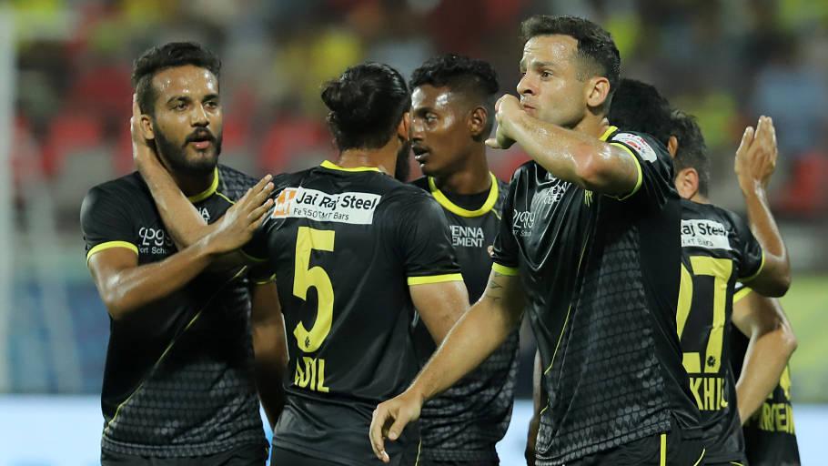 ISL 2019-20, LIVE Score, Hyderabad FC vs Mumbai City FC: Bottom-placed Hyderabad look to end losing-streak - Firstpost