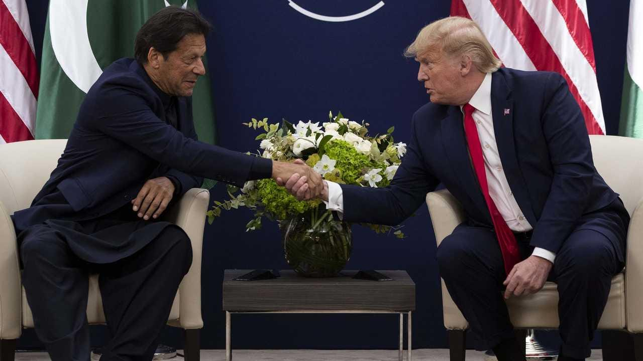 Kashmir issue: Donald Trump is pulling a fast one on Imran Khan; no need for India to get worried about it - Firstpost