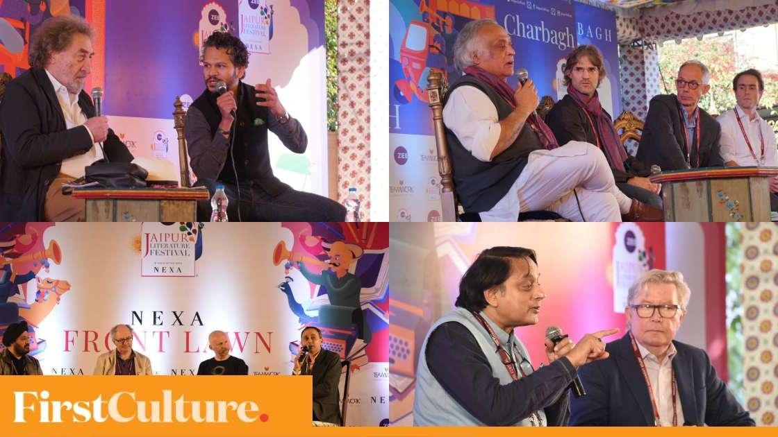 Zee JLF 2020: On Day 2, a wide-ranging discussion on surveillance and data, and Howard Jacobson's musings on writers - Firstpost