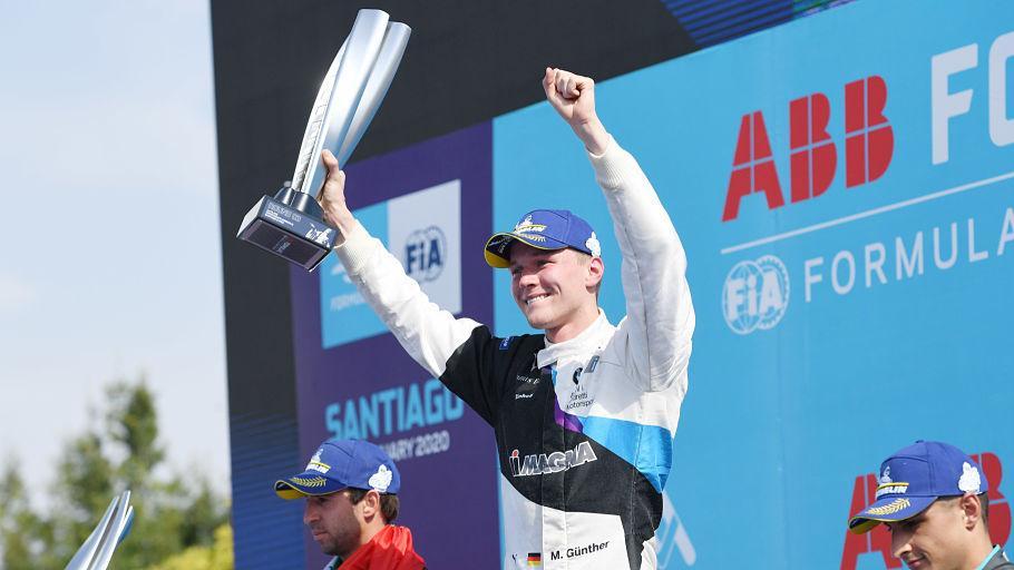 Santiago ePrix 2020 Takeaways: Young Maximilian Gunther's maiden win, Mahindra Racing's bittersweet result and more - Firstpost
