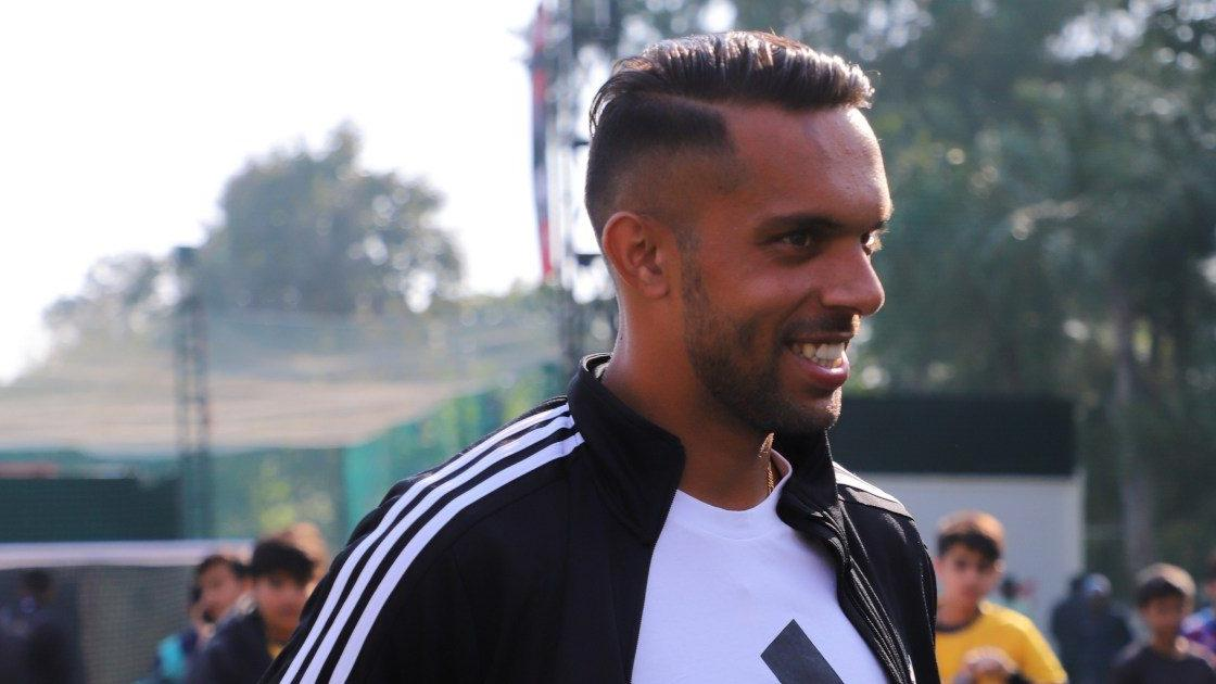 Robin Singh interview: Hyderabad FC forward believes Indian football has enough talent to fill Sunil Chhetri-sized void - Firstpost