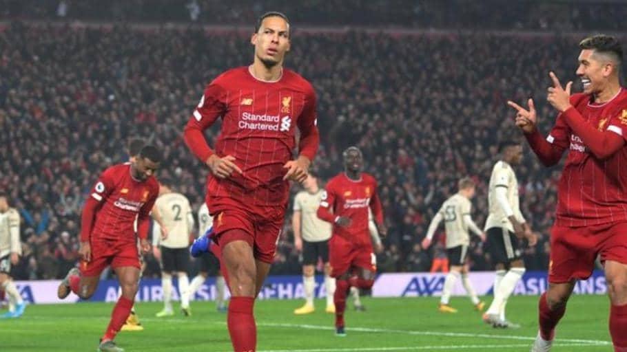 Premier League: Virgil van Dijk, Mohamed Salah extend Liverpool's unbeaten record with thumping win over Manchester United - Firstpost
