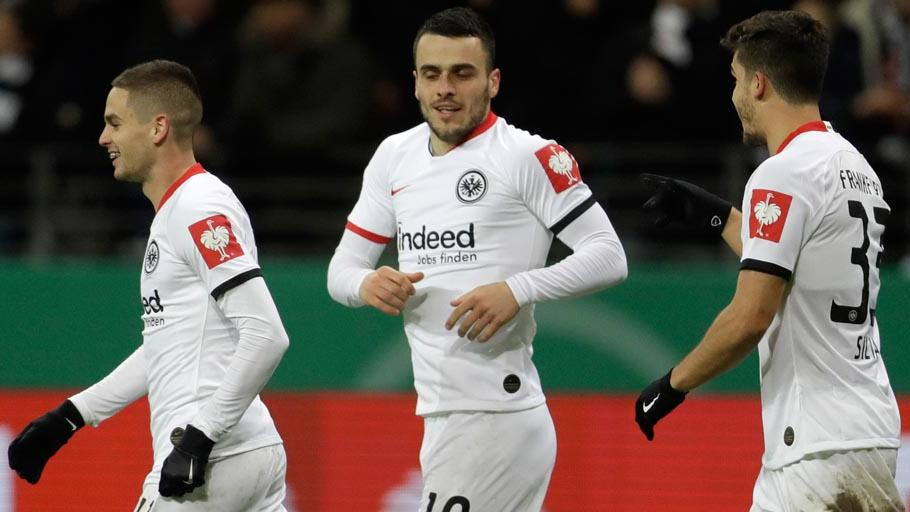 DFB Pokal: Borussia Dortmund knocked out by Bundesliga strugglers Werder Bremen; RB Leipzig lose to Eintracht Frankfurt - Firstpost