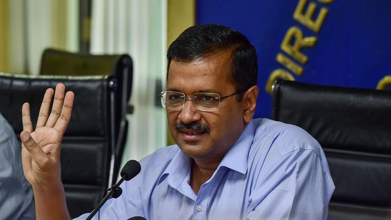 Delhi elections 2020: No desire to be CM, seeking votes for betterment of National Capital, says Arvind Kejriwal at Greater Kailash rally - Firstpost