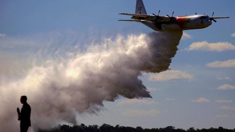 Factbox: C-130 Hercules aircraft used as water bombers to fight fires around the world - Firstpost