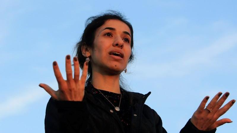After Baghdadi death, Nobel laureate Nadia Murad asks: What about the rest? - Firstpost