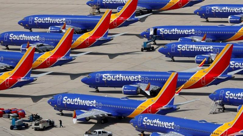 Boeing to give Southwest board 737 MAX update this week - Firstpost