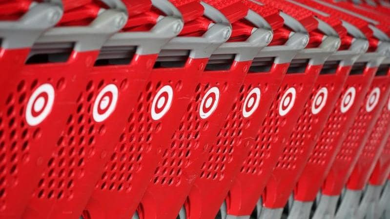 Target sets upbeat holiday sales tone with raised forecast, shares surge - Firstpost