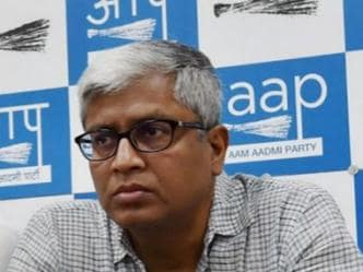 Ashutosh quits AAP citing 'personal reasons'; Arvind Kejriwal says he won't accept resignation 'in this lifetime'