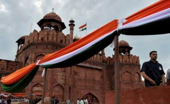 Preparations for 72nd Independence Day parade begin with dress rehearsals at Red Fort