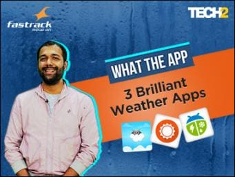 3 brilliant weather apps   What The App