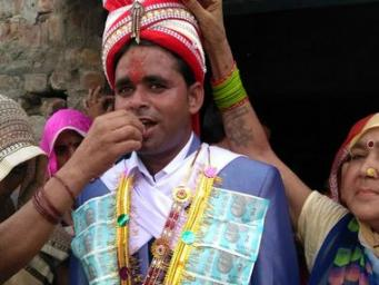 Watch: Dalit man in Uttar Pradesh defies decades of prejudice by taking out baraat in Thakur-dominated Nizampur village