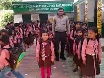 In Bundelkhand's Khandeha village, one teacher for entire school