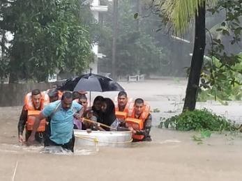 Centre declares Kerala floods 'Level-3' calamity; demand to call it 'national disaster' amounts to ignorance or mischief