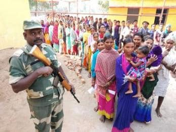 Chhattisgarh Assembly Election phase one sees 70% turnout; voting takes place for first time in several places
