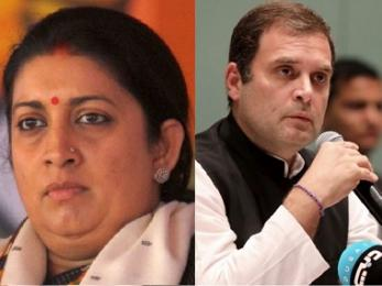 Smriti Irani's relentless pursuit for Amethi may finally pay off, unseat Rahul Gandhi from Congress bastion