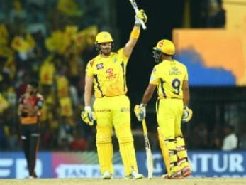 IPL 2019, CSK vs SRH Match Report: Shane Watson roars back to form as Chennai claim six-wicket win, move to top of points table