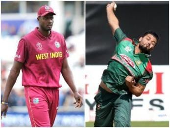 West Indies vs Bangladesh LIVE SCORE, ICC Cricket World Cup 2019 Match: Lewis, Hope steady Windies with 50-run partnership