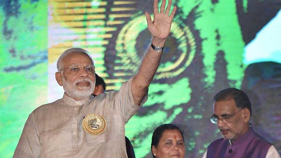 Narendra Modi in Bihar: PM lays foundation stones for various