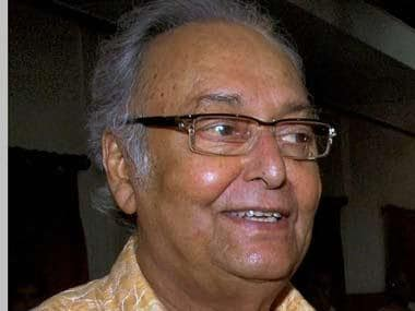 Veteran Bengali actor Soumitra Chatterjee hospitalised, daughter assures that his condition is stable